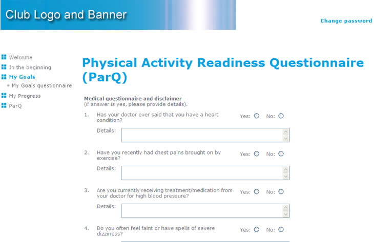 readiness to change questionnaire pdf